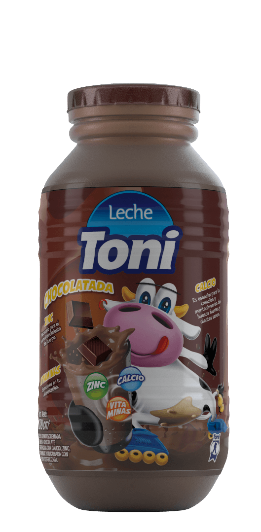 leche chocolate