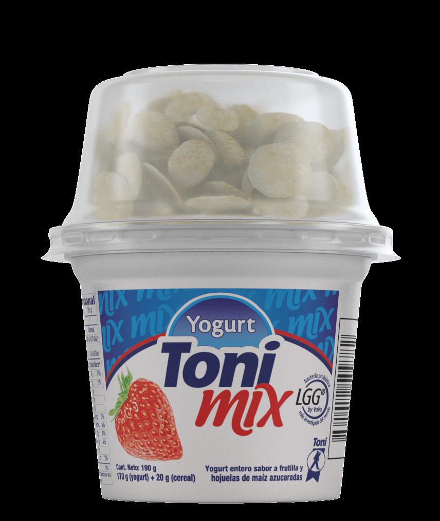 toni mix